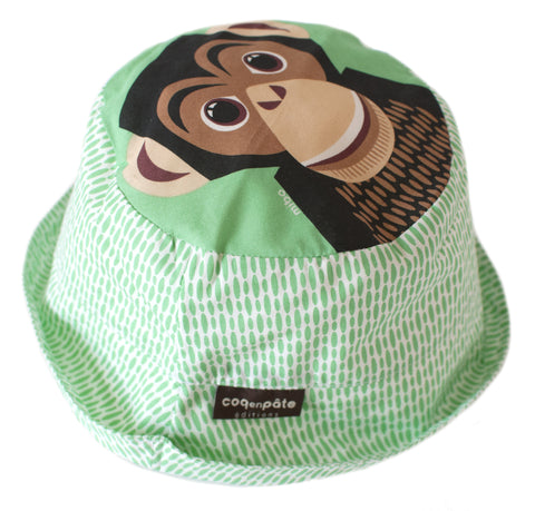 Sun Hat - Chimp NEW