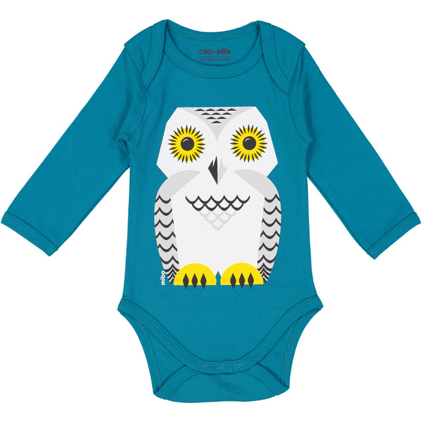 Body Suit -  Snow Owl
