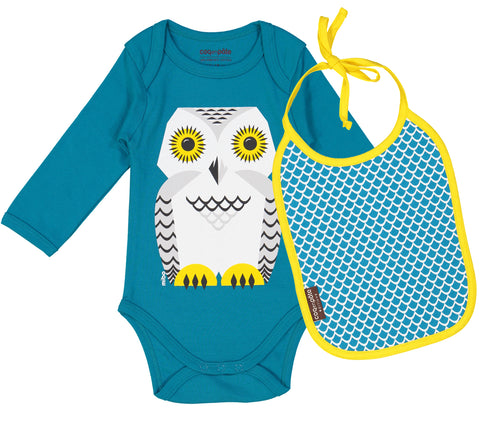 Body Suit -  Snow Owl NEW!