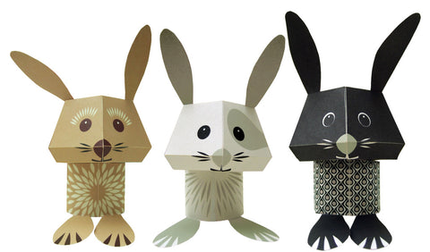 Paper Animals - The Carrot Crew