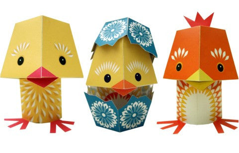 Paper Animals - The Yolk Folk