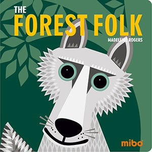 The Forest Folk Board Book - New!