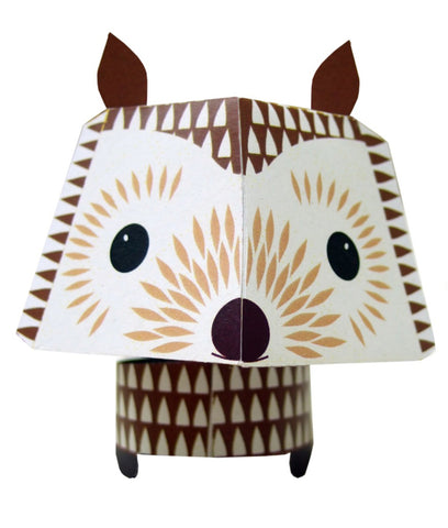 Paper Hedgehog - Download