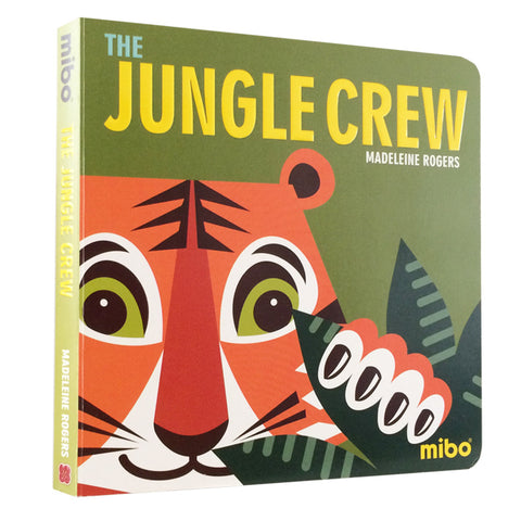 The Jungle Crew Board Book - New!