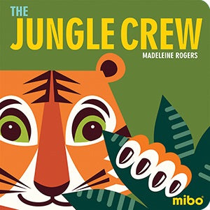 The Jungle Crew Board Book