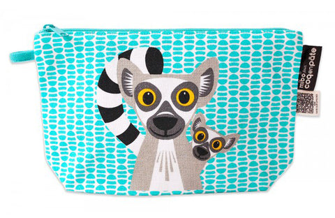 Pencil Case - Lemur NEW!