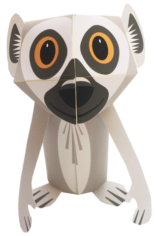 Paper Lemur - Download