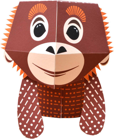 Paper Orangutan - Download