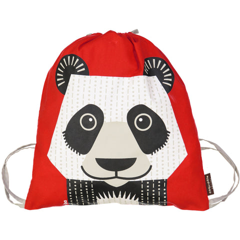 Kit bag - Panda Red NEW
