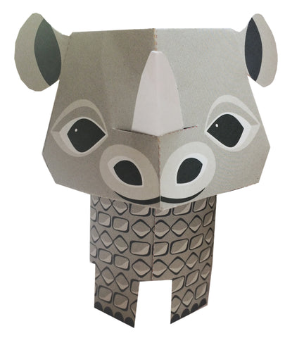 Paper Rhino - Download