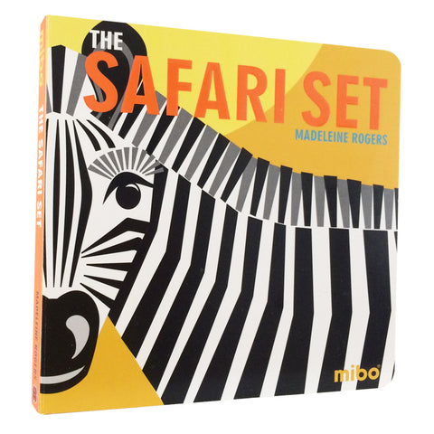 The Safari Set Board Book - New!