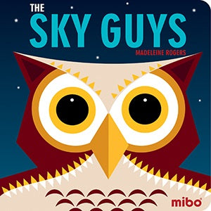 The Sky Guys Board Book - New!