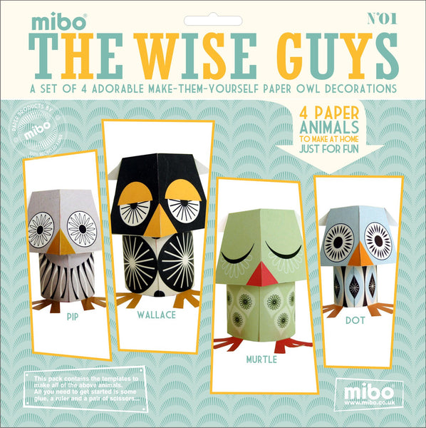 Paper Animals - The Wise Guys
