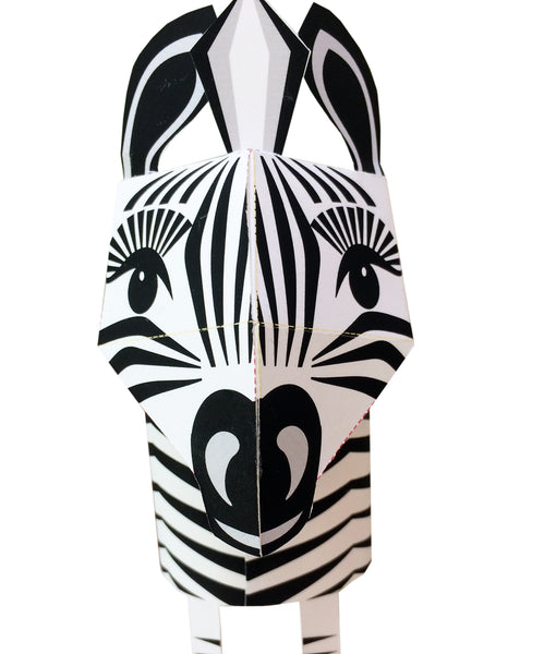 Paper Zebra - Download