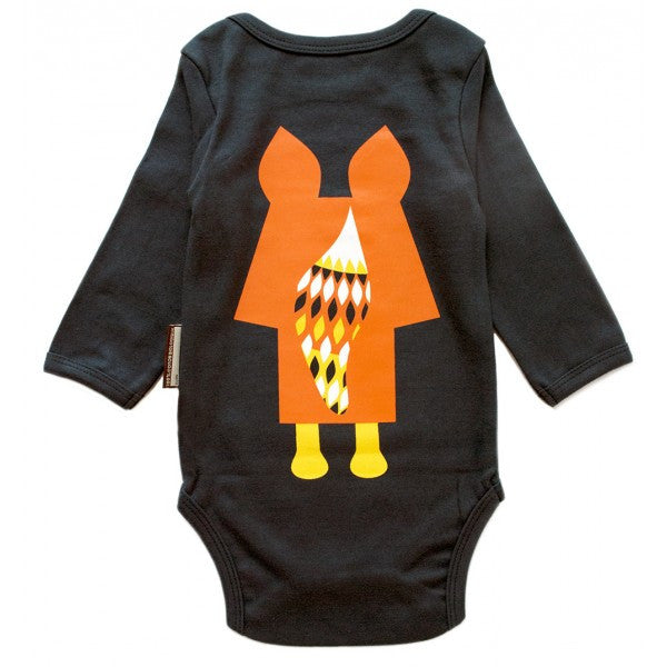 Body Suit - Fox Grey