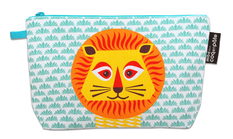Pencil case - Lion