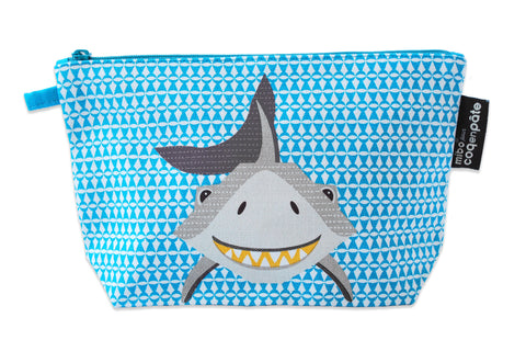 Pencil case - Shark