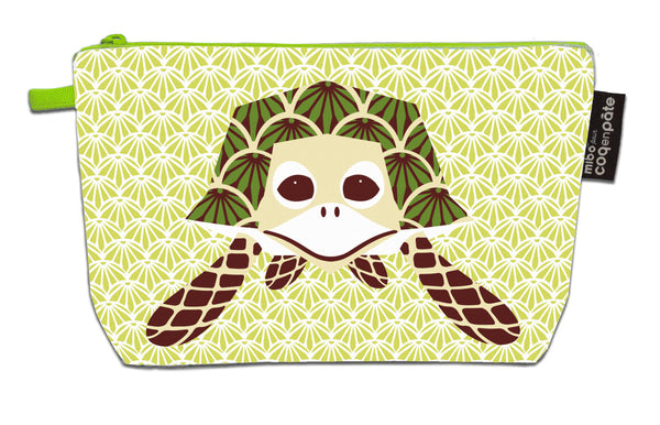 Pencil case - Turtle