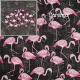 Flamingo Face Masks