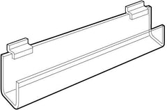 "ZQ SERIES SLATWALL ""J"" SHELF"