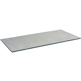 "36"" TEMPERED GLASS SHELVES"