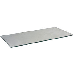"48"" TEMPERED GLASS SHELVES"