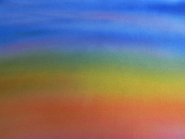 watercolours collection- watercolour sunset