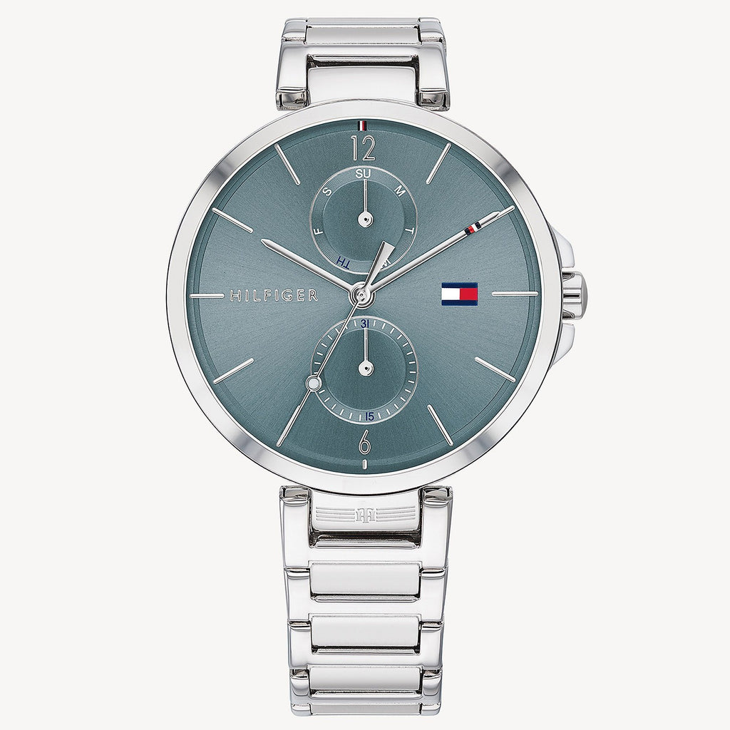 Tommy Hilfiger 1782126 Watch With Blue Dial