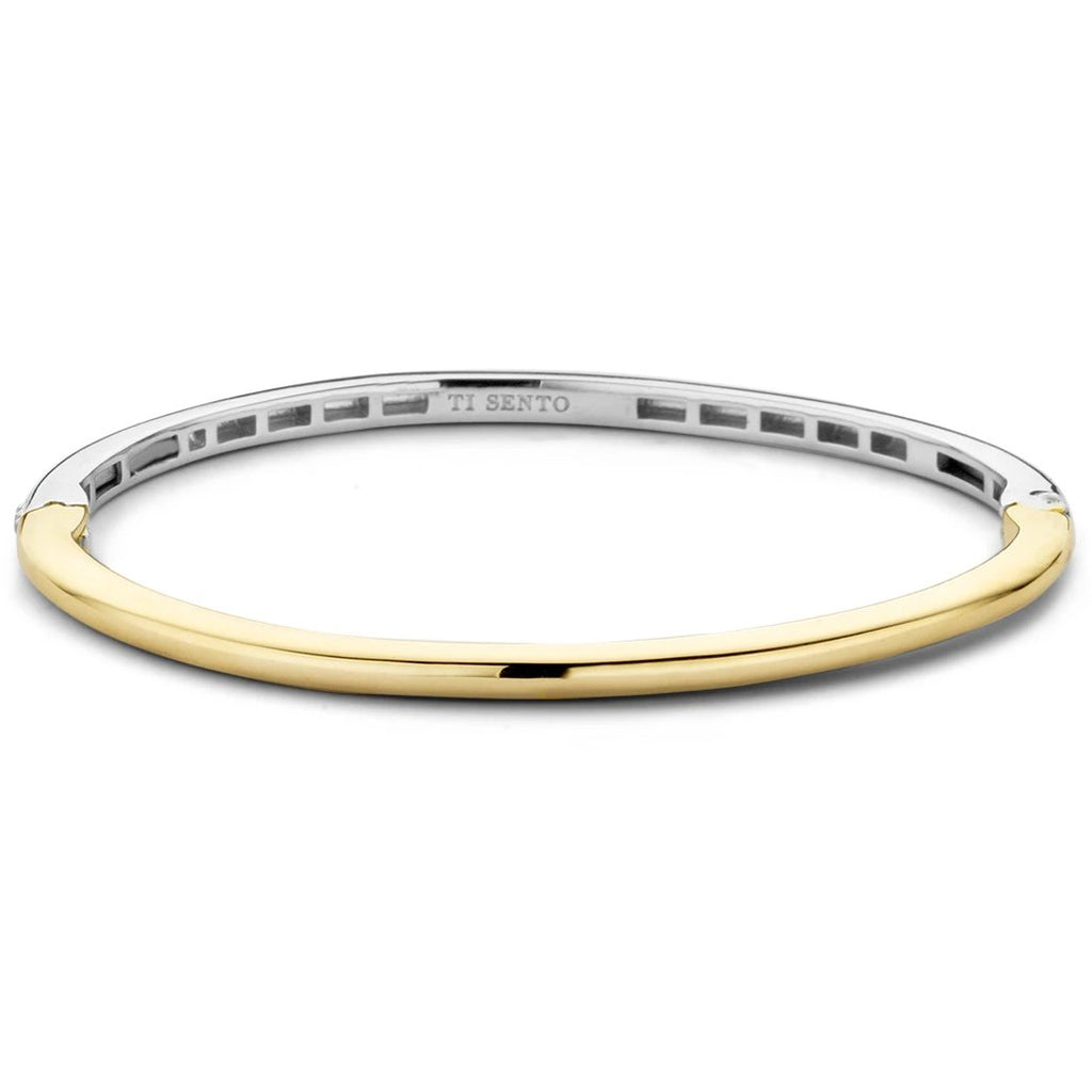 Ti Sento 2889sy Milano Silver Gold Plated Bracelet