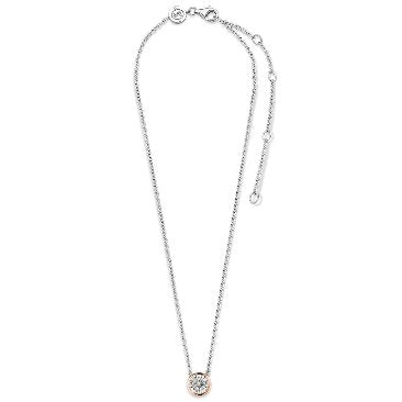 Ti Sento 3845zr/42 Milano Rose-Gold Plating Necklace