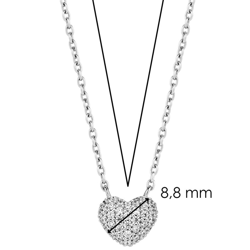 Ti Sento 3899zi/42 Milano Love Necklace