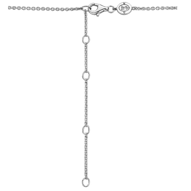 Ti Sento 3940zi/42 Milano Zirconia Star Necklace