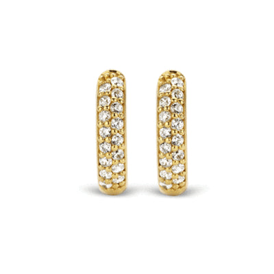 Ti Sento 7210zy Milano Gold Earrings