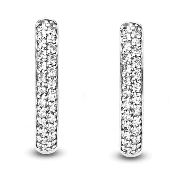 Ti Sento 7248zi Milano Sterling Silver Earrings