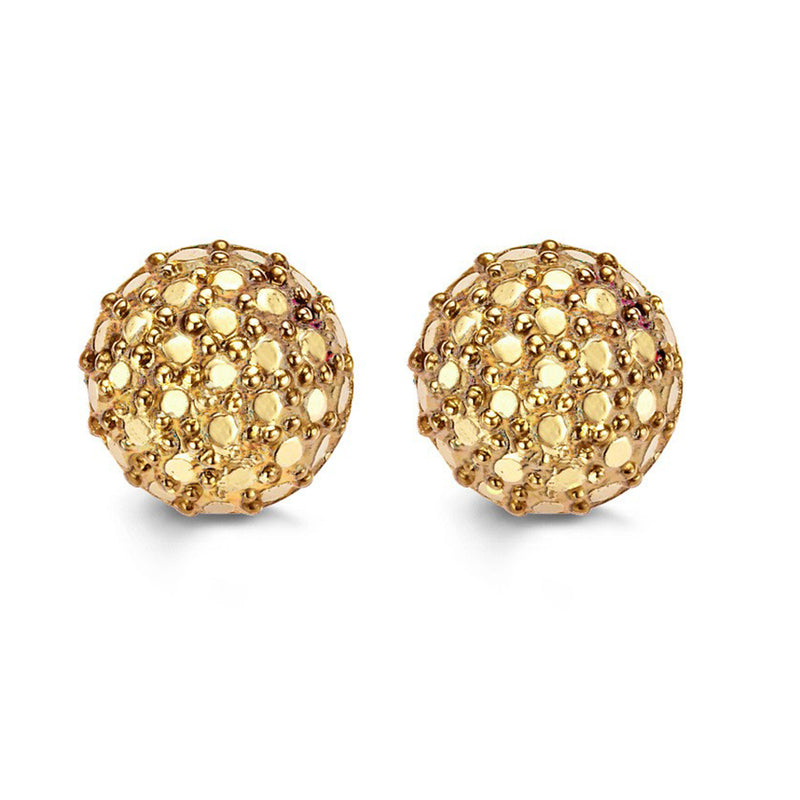 Ti Sento 7560YD Gold Plated Silver Earring