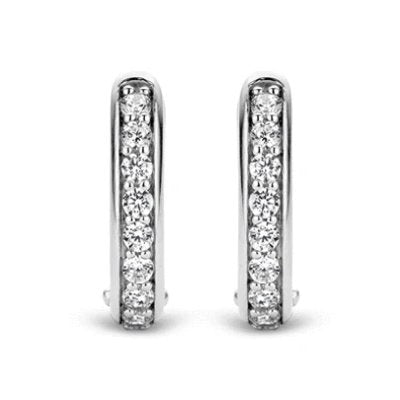 Ti Sento 7759zi Milano Oval Shape Earrings