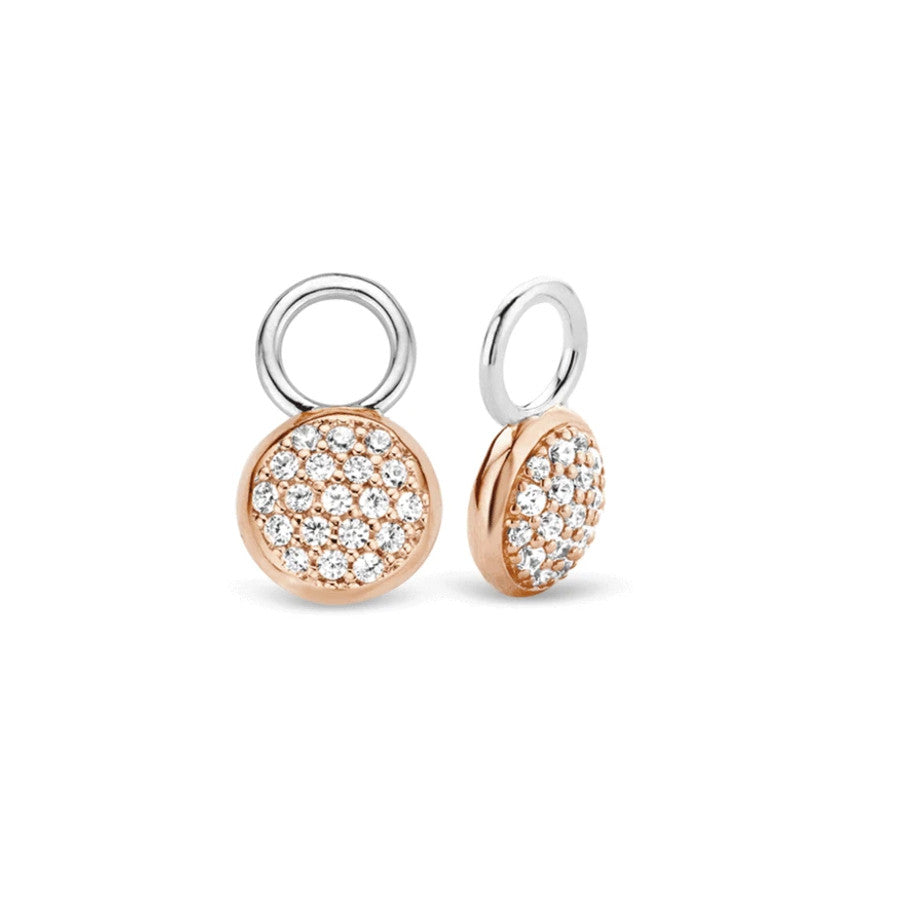 Ti Sento 9161ZR Milano Ear Charms