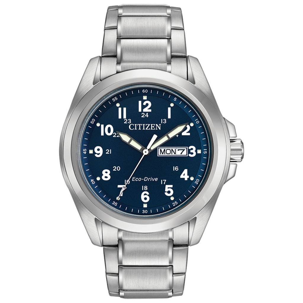 Citizen AW0050-58L Men's Stainless Steel Bracelet Watch