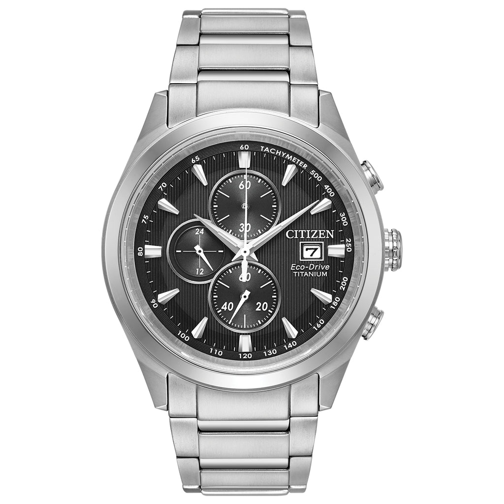 Citizen CA0650-58E Super Titanium Bracelet Watch