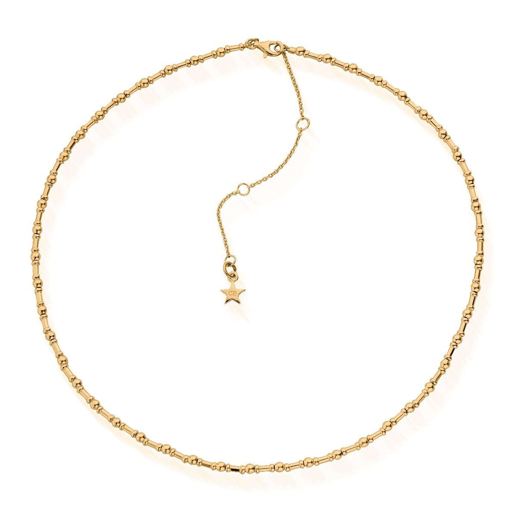 Chlobo EGNRHYTHM Gold Rhythm Of Water Necklace