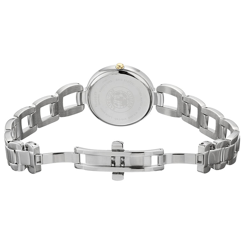 Citizen EM0424-53A Two-Tone Stainless Steel Bracelet Watch