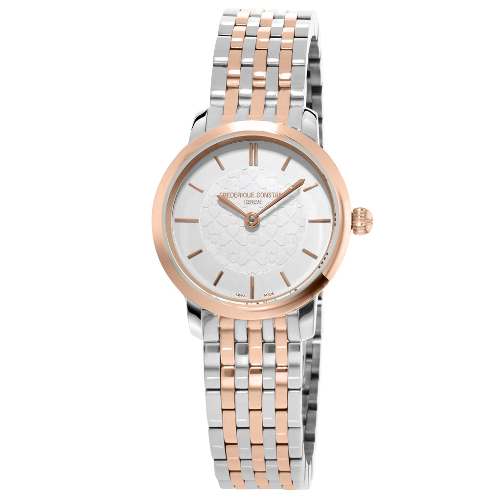 Frederique Constant FC-200WHS2B Classics Slimline Mini Ladies Bracelet Watch