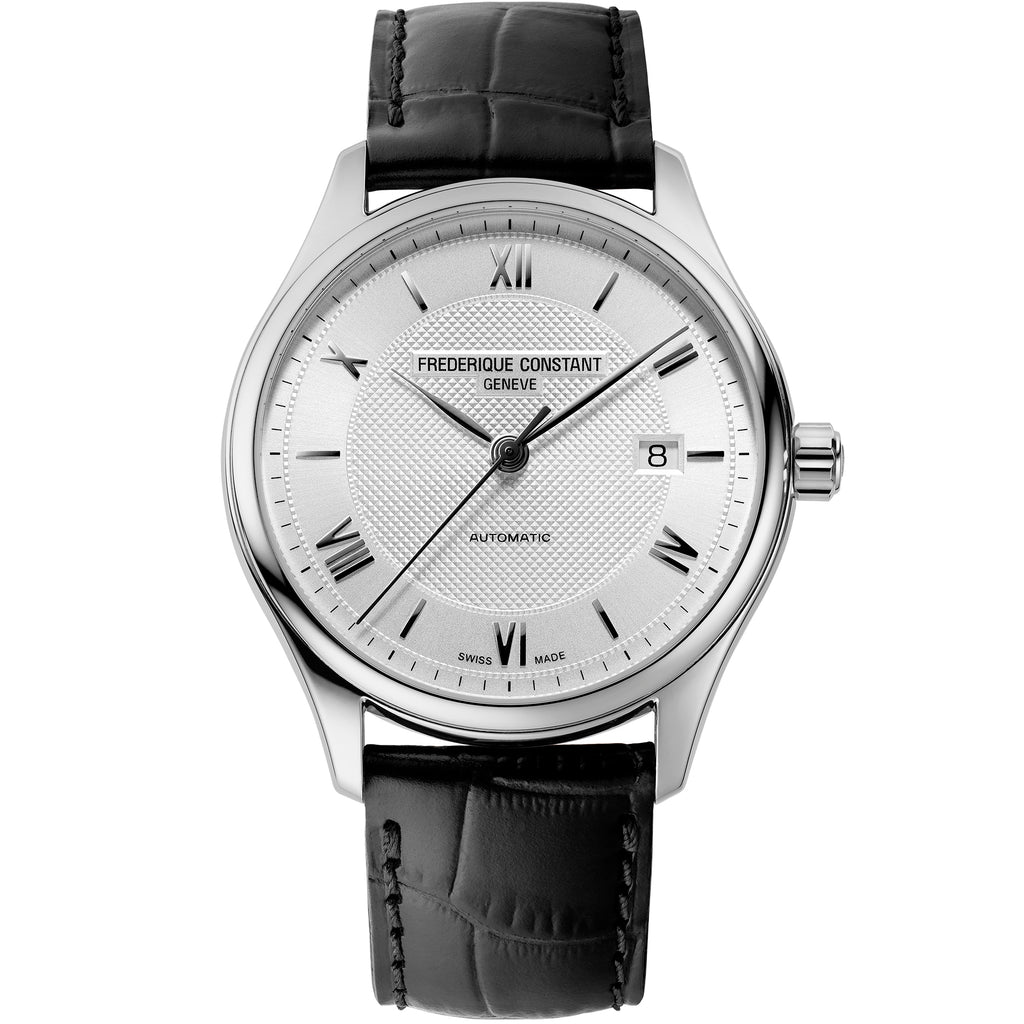 Frederique Constant FC-303MS5B6 Classics Index Strap Leather Gents Watch