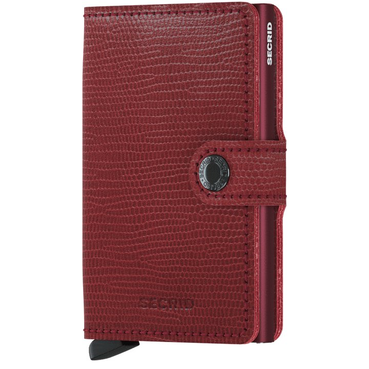 Secrid Miniwallet Rango Red-Bordeaux Wallet