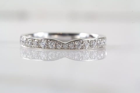 Lenora wedding band