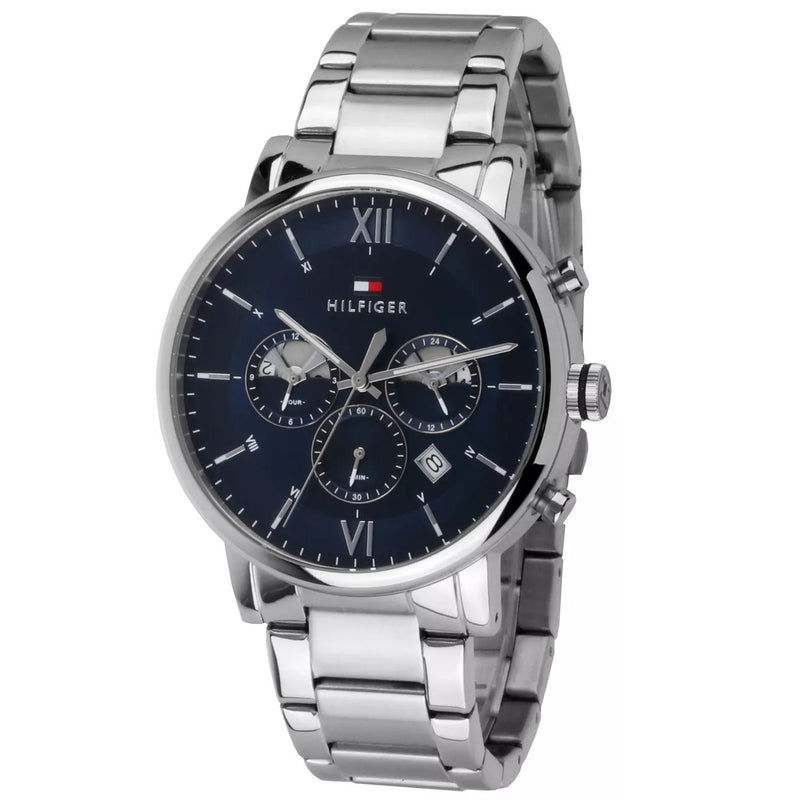 Tommy Hilfiger 1710409 Stainless Steel Men's Multi-function Watch