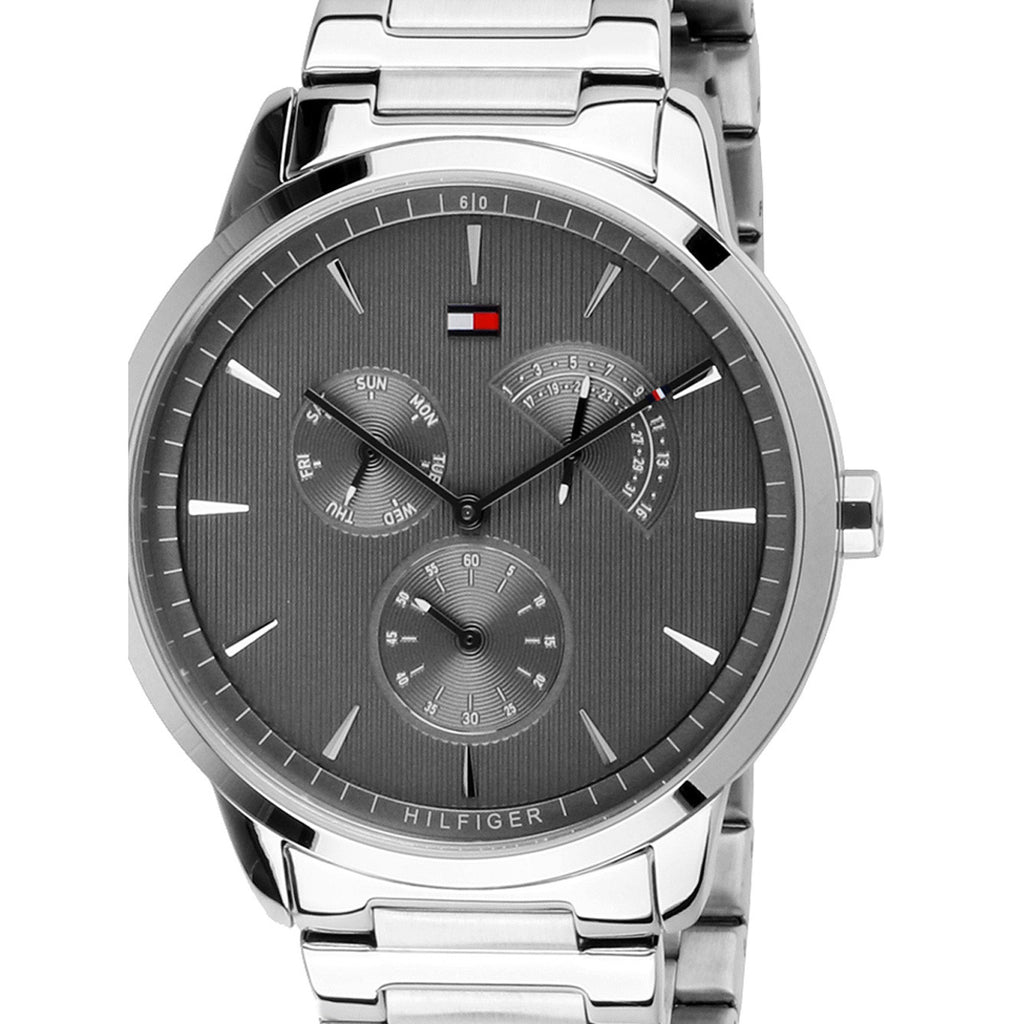 Tommy Hilfiger 1710385 Quartz Stainless Steel Strap Watch