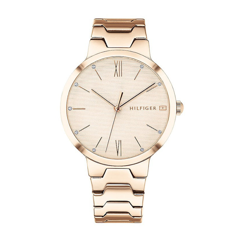 Tommy Hilfiger 1781959 Carnation Gold Monochrome Dress Watch