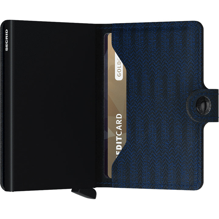 Secrid Miniwallet Dash Navy Wallet