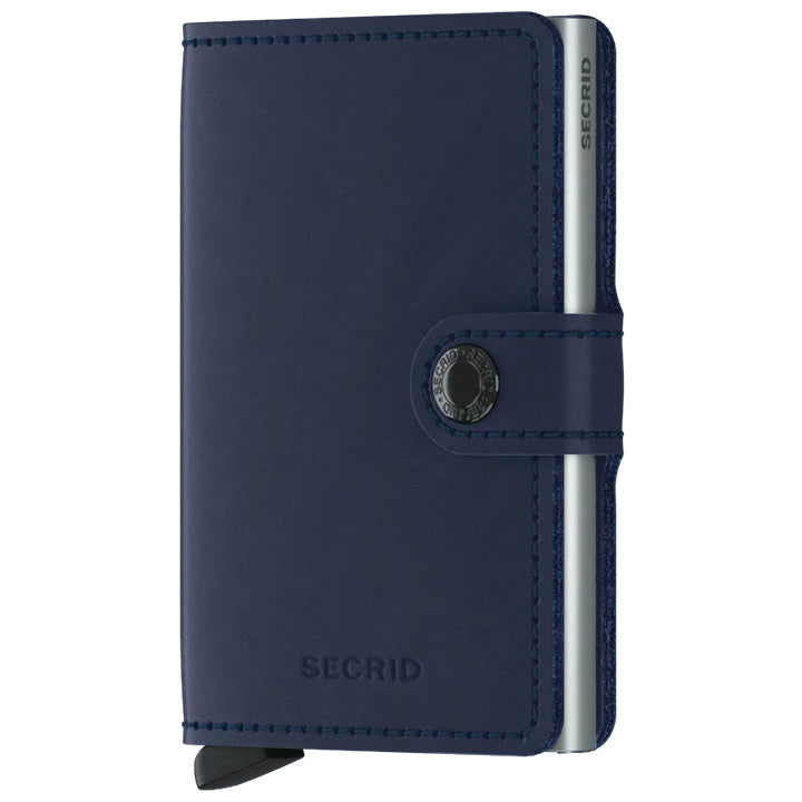 Secrid Miniwallet Original Navy Wallet